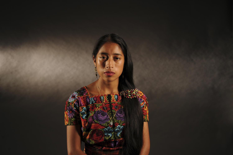 06/05/2016 San JosŽ, Tibas, Viva,  Revista Perfil, retratos a Mar'a Mercedes Coroy, es una actriz guatemalteca que hizo su debut en la pel'cula Ixcanul y por la que recibi— el premio a Mejor Actriz Internacional en el Festival du Nouveau CinŽma en Montreal, Canad‡; por su parte, la pel'cula recibi— en total m‡s de veinte premios internacionales. Fotos: Jorge Navarro